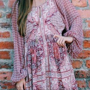 Free People The Hippie Pilgrims Dress